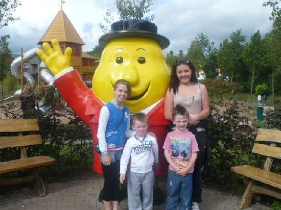 Ashbourne, Irlanda: mr tayto