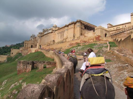 Images of Amber (Amer) Fort and Palace, Jaipur