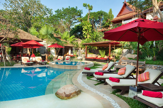 Rocky's Boutique Resort: Rocky's Garden Pool