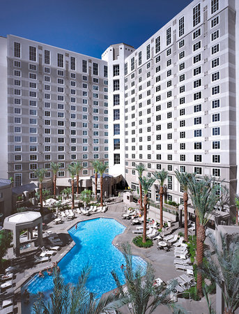 Hilton Grand Vacations Suites - Las Vegas (Convention Center): Welcome to Hilton Grand Vacations at the Las Vegas Convention Center