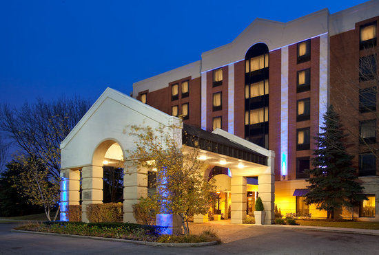 ‪Holiday Inn Express Chicago - Schaumburg‬