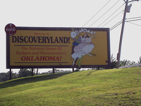 Discoveryland, outside of Tulsa, OK