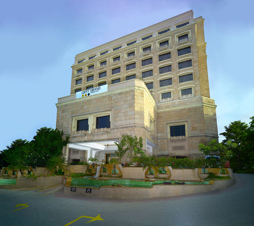 Hotel GRT Grand at T.Nagar, Chennai.