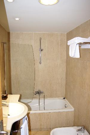 Hotel Presidente : Bagno 
