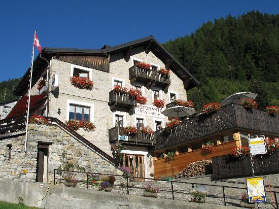 Chalet Stella Alpina - Hotel and Wellness SPA: Stella Alpina in Ronco bei Airolo