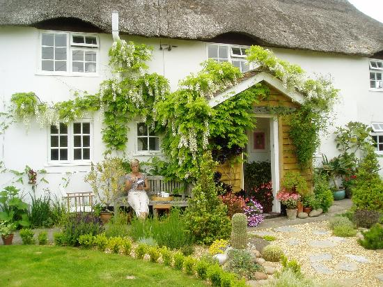 April Thatch B&B: time for a relaxing read