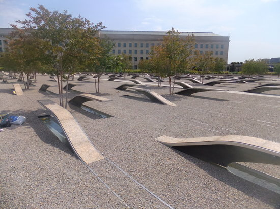 Pentagon Memorial Arlington Va Address Phone Number