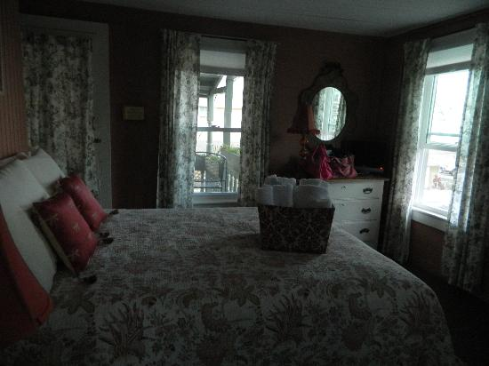 Nashua House Hotel: room #1
