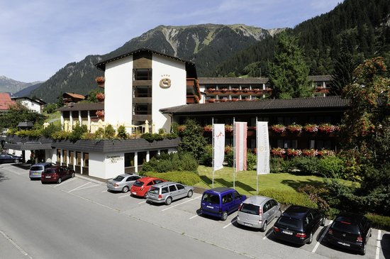Sporthotel Silvretta Nova