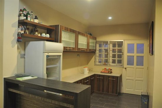Gerard's Place: Small Kitchenette
