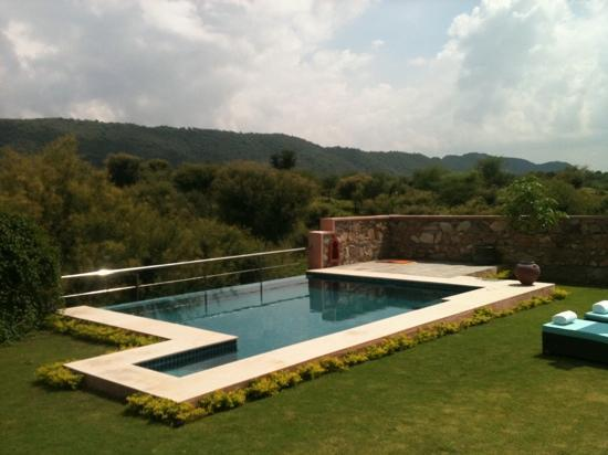 Tree of Life Resort & Spa, Jaipur: just the two of us and nature
