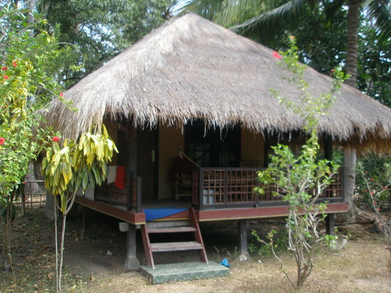 Gili Air Santay: Bungalow numer 10