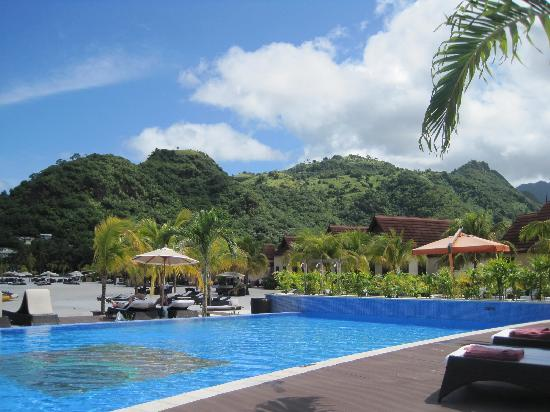 The Swimming Pool Picture Of St Vincent St Vincent And The Grenadines Tripadvisor