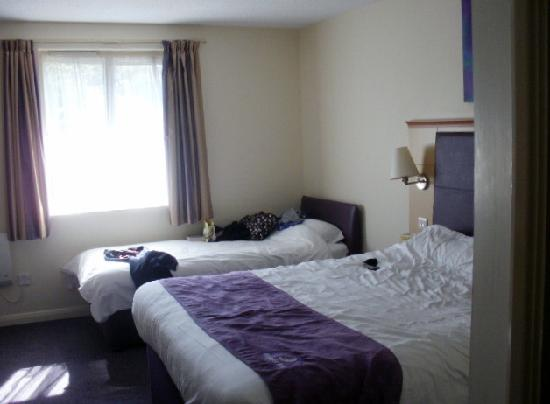 Premier Inn Oxford South - Didcot: Plenty of beds