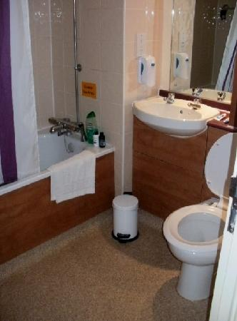 Premier Inn Oxford South - Didcot: Good size