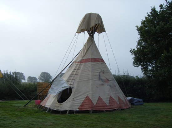 Big Sky Tipi Holidays