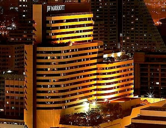 JW Marriott Hotel Bangkok: JW Marriott Bangkok is located on Sukhumvit Road soi2