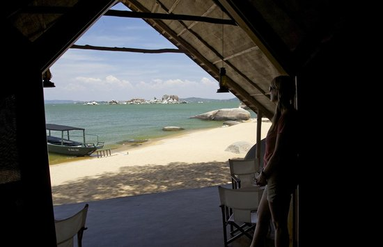 Lukuba Island Lodge