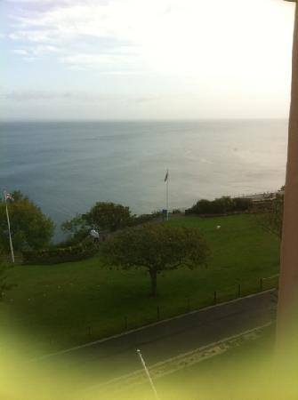 Sefton Hotel: from hotel room