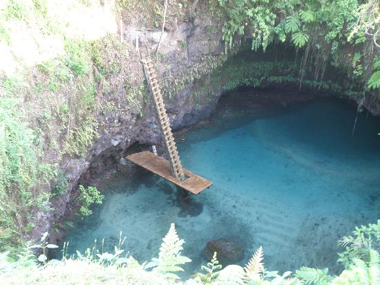 To Sua Ocean Trench tosua new Real Ocean Trenches
