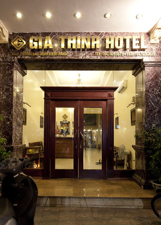 Gia Thinh Hotel: over view