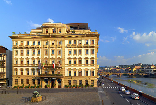 The Westin Excelsior Florence: Facade