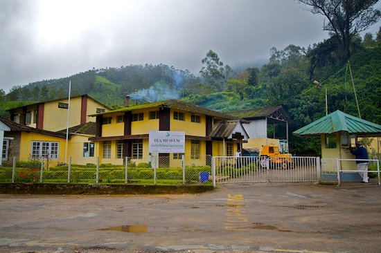 Photos of Kannan Devan Tea Museum, Munnar