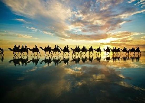 Broome, Australie : provided by: Australia's North West Tourism