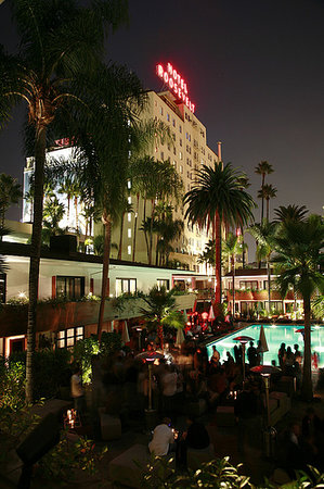 Hollywood Roosevelt Hotel - A Thompson Hotel : Roosevelt Hotel Pool