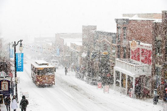 Park City, UT: Sundance Film Festival - January 19-29, 2012