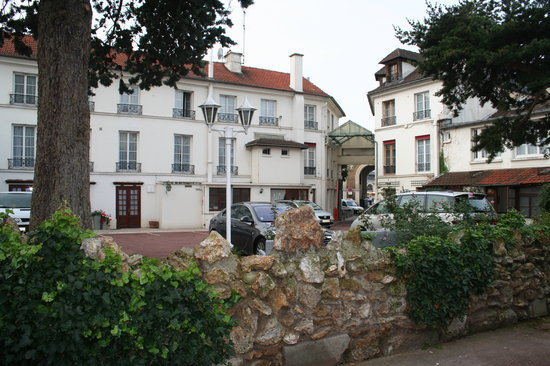Hotel du Cheval Rouge