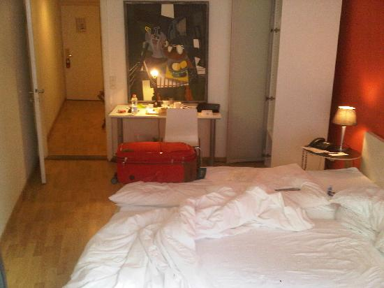 Apartmenthouse Goldenes Schwert: the room 30
