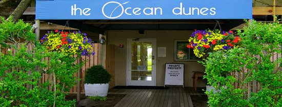 The Ocean Dunes at Amagansett: Ocean Dunes Entrance