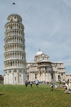 Grand Hotel Continental: Leaning Tower - Pisa - Italy