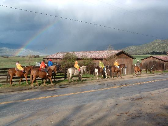 Caliente, : Rainbow at Rankin Ranch