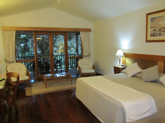 Thala Beach Lodge : Eucalypt Bungalow