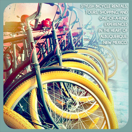 Routes Bicycle Rentals & Tours