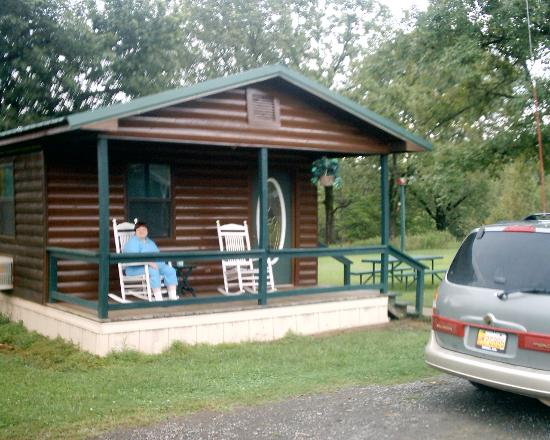 Enjoying the for Camping cabins in oklahoma