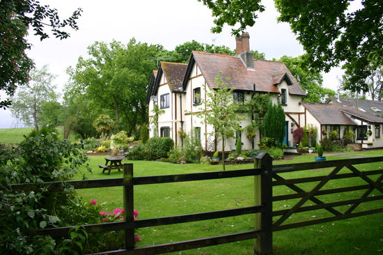 Dale Farm House