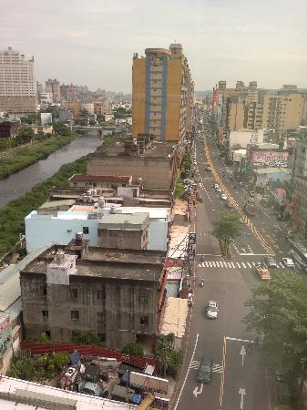 Holiday Inn Express Taoyuan: View from room3