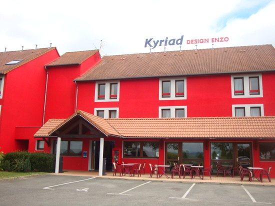 Photo of Kyriad Design Enzo Montlucon Saint-Victor