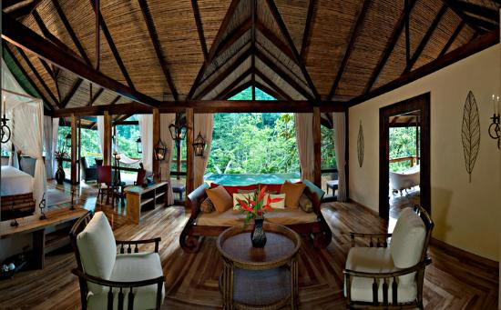 Pacuare Lodge - Linda Vista Suite
