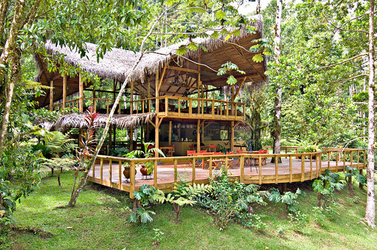 Pacuare Lodge - Main Lodge