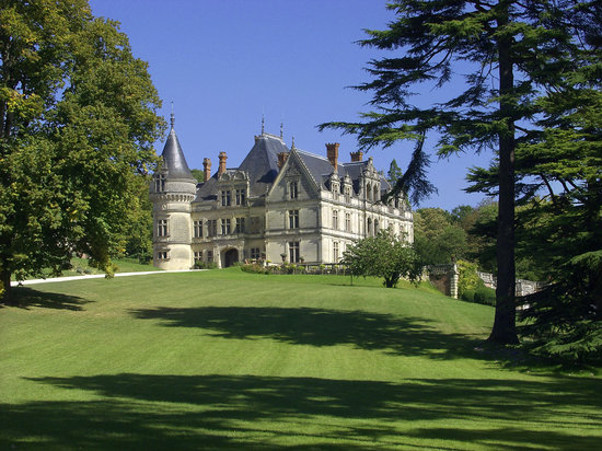Chateau de la Bourdaisiere