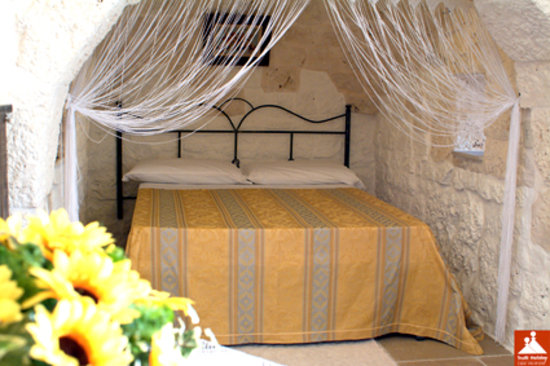 Residence Trulli Holiday: Bedroom