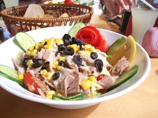 Tuna Salad at Fantasia Beach ( TJMac_10 , set 2011)