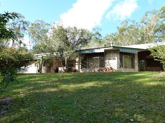 Bushland Cottages & Lodge: Bushland Lodge