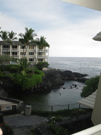 Royal Kona Resort: our view