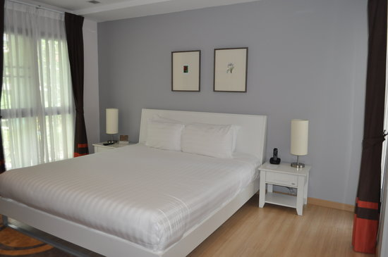 Baan K Residence by Bliston: our room