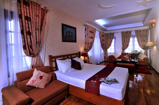 Sapa Eden Hotel